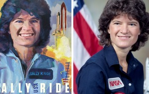 Pioneering spacewoman Sally Ride honoured on new US stamps