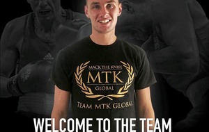 Belfast amateur boxing star Sean McComb is a man with a mission.