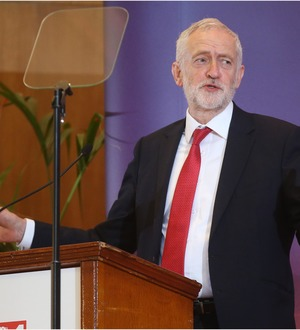 Jeremy Corbyn denies snubbing Troubles victims of IRA