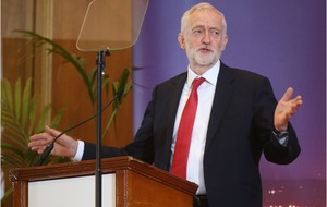 Jeremy Corbyn promises border poll - but only in line with Good Friday Agreement