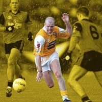 Anto Finnegan remembers the day Antrim toppled Down to end 18 years of hurt