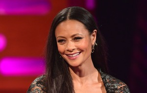 Thandie Newton: Victoria Beckham thought I was Zoe Saldana