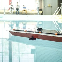 3D printed driverless boats might move people and goods around cities in future