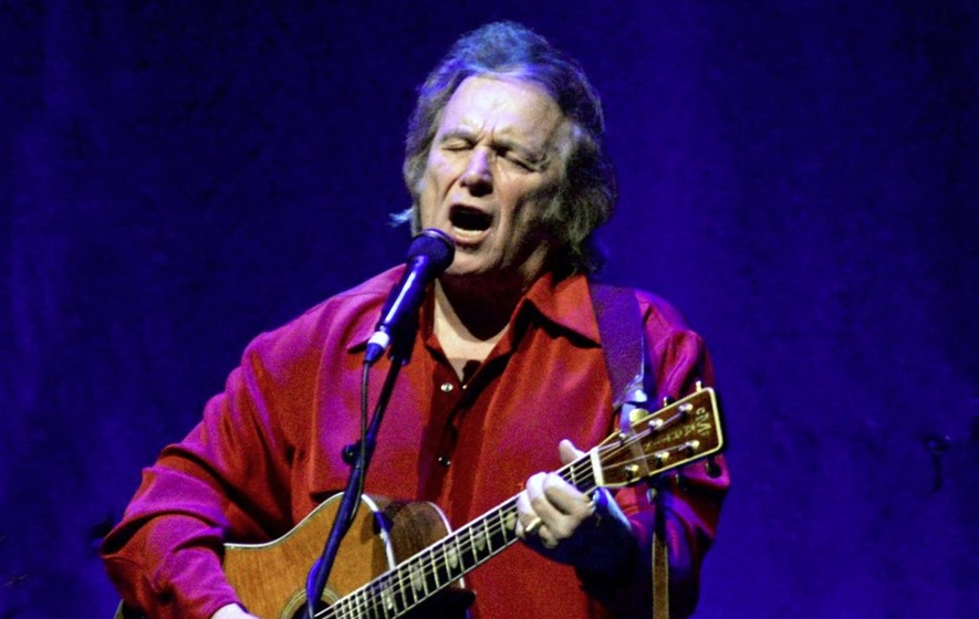 Don McLean: People forget romance and that the best part of life is its poetry