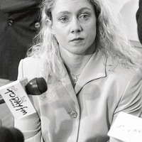 Irish News Archive Papers: May 26 1998: Michelle De Bruin could be banned from swimming for life