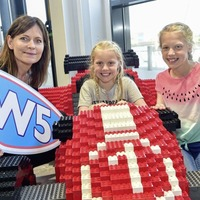 Lego Zones in at W5 as new shop opens