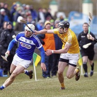 Antrim manager Conor Gillen happy with U21 timing