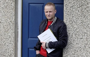 Jamie Bryson arrested by police