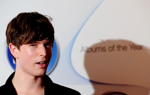 James Blake criticises sad boy tag as he urges men to speak about mental health