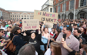 Abortion referendum: Pressure mounts for law change in Northern Ireland