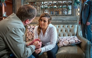 Kym Marsh: Physical Corrie scenes left me with bruises