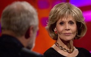 Jane Fonda 'grateful to be alive' in the Time's Up era