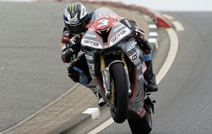 Michael Dunlop the man to beat at the Isle of Man TT