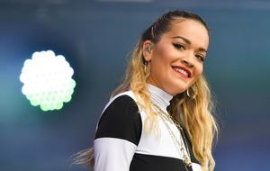 Rita Ora remembers DJ Avicii at BBC's Biggest Weekend
