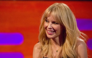 Kylie Minogue shares career highlights on eve of her 50th birthday