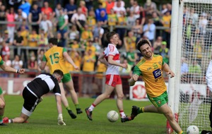 Donegal dominate Derry to set up Ulster SFC semi-final against Down