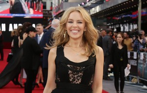 Kylie Minogue shares daring snap after star-studded birthday bash
