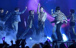 South Korean boy band BTS top US album charts in K-pop first