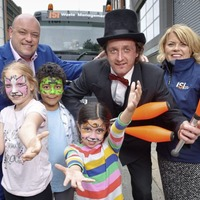 Roll up for Family Festival at Belfast's Grand Opera House this summer
