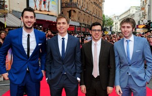 Inbetweeners would struggle with 'offensive' behaviour now, says Blake Harrison