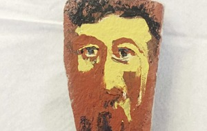 In the arts: Culturlann exhibition has echoes of ancient cave-painting