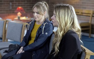 TV Quickfire: Michelle Hardwick and Emma Atkins on shock twists in Emmerdale