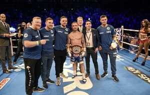 No opponent confirmed for Carl Frampton Windsor Park rumble says Jamie Moore
