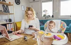 Marie Louise McConville: Parents glued to their phones may miss special moments with their children