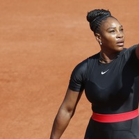 Serena Williams tweets support to new mothers after Grand Slam return