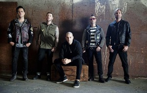 US metal band Avenged Sevenfold on their Belfast debut and Irish roots