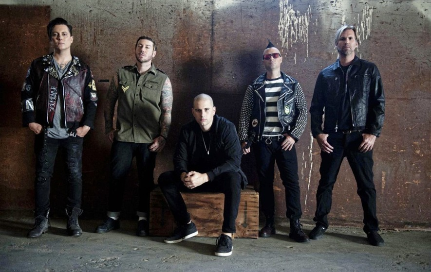us metal band avenged sevenfold on their belfast debut and irish