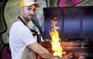 Barbecuing isn't just about sausages and burgers says Berber & Q chef Josh Katz