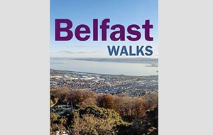 Books: Belfast Walks, Snap, The Water Cure, A Shout In The Ruins