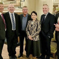 Ian Paisley under investigation for Tullyglass dinner 'donation'