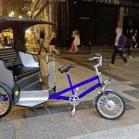 Rickshaw ban proposed by Irish transport minister