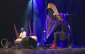 Trad/roots: Catrin Finch and Seckou Keita's Soar melds music of Senegal and Wales