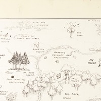 Winnie-The-Pooh's 'most famous map in English literature' to go to auction