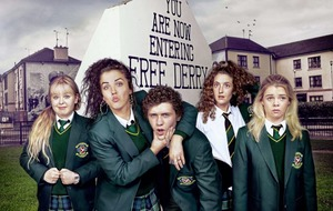 Derry Girls in the running for a clutch of IFTAs