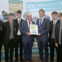 Ambitious Dominican College lead the way to bag post primary school award