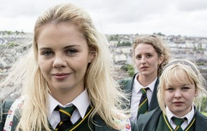 Derry Girls wins best comedy at IFTAs