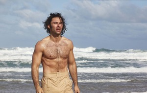 Stars weigh in on Poldark objectification debate following shirtless pic