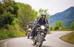 Travel: Adventures in Andalucia on a Royal Enfield classic motorcycle
