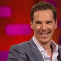 Cumberbatch becomes real-life Sherlock as he 'saves cyclist from attack'