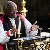 US bishop who stole the show at the royal wedding to open BGT final