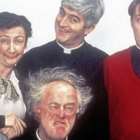 Father Ted moves to the stage - with Craggy Island's finest becoming pontiff