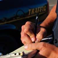Traffic cops had the perfect response when they pulled over someone called Aaron