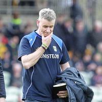 Mattie McGleenan calls time on two-year stint in charge of Cavan