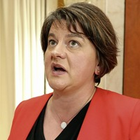 Arlene Foster insists Tory link has benefited Northern Ireland
