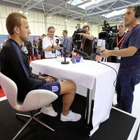 Harry Kane hoping to scale the heights with England in the World Cup