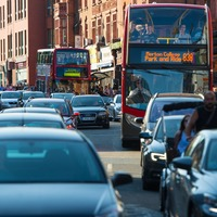 Air pollution from cars and vans 'costs £6bn a year to health'